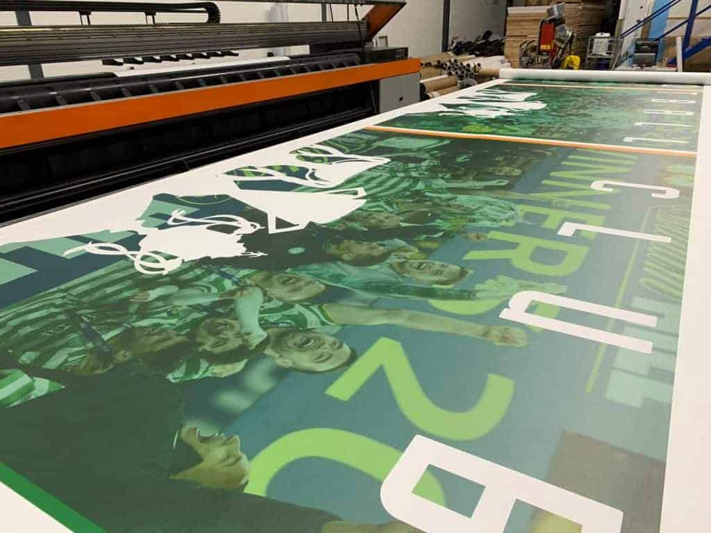 Amazing Large Format Printing inspires in 2021