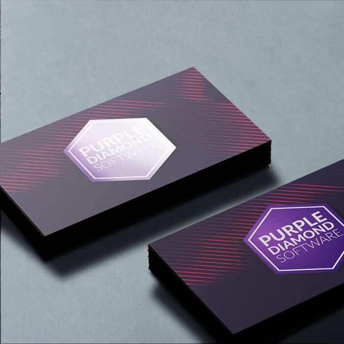 business cards glasgow