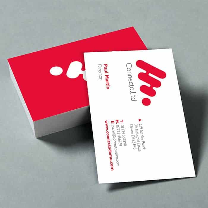 business cards pprintingin
