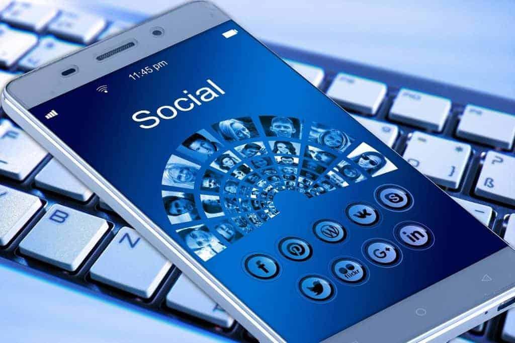 social marketing website
